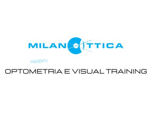 Milanottica – Optometria e Visual Training cosa sono?